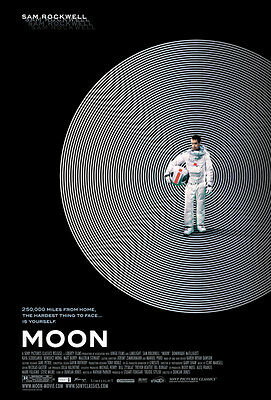 Moon Movie New A2 Canvas Giclee Art Print Poster