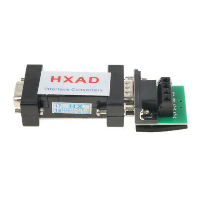 9 Pin DB9 RS-232 to RS-485 RS232 RS485 Adapter Converter