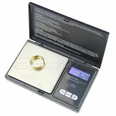 New Mini 100g/0.01 Digital Jewelry Scale Dual Weight Electronic Pocket LCD