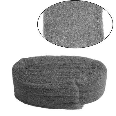 Grade 0000 Steel Wire Wool 3.3m For Polishing Cleaning Remover Non Crumble
