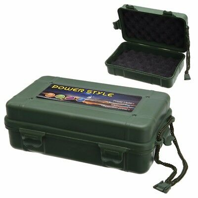 Outdoor Waterproof Shockproof Airtight Survival Case Container Storage Box Camp