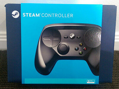 Steam Controller for Steam Link Windows Linux Mac SteamOS PC Gaming Valve NEW