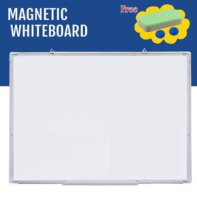 1200X 900mm Teaching Office Magnetic Dry Wipe White Board Eraser Memo Board