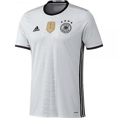 Adidas Allemagne Jersey Accueil Euro 2016 maillot officiel football AI5014