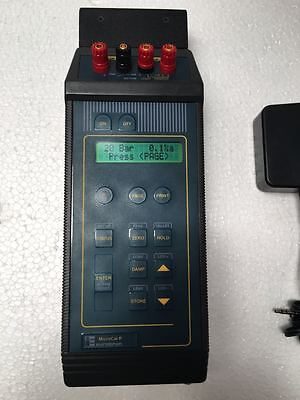 Eurotron MCAL-P2 Palm-Top Pressure Indicator/Calibrator 20 Bar Capacity UU