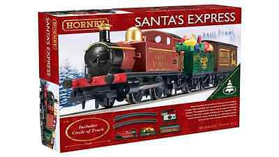 Christmas Santa Express Train Set 2016 Version Hornby R1185