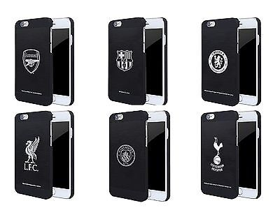 Sleek Football Aluminium Apple Iphone 7 Cover Case Protect Black Metal Official