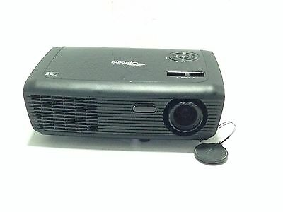 Optoma Es526 Lcd Projector Used 476 Lamp Hours Image Spotty Pixel   Ref:848
