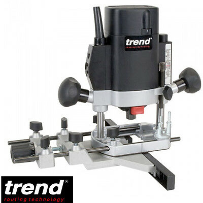 Trend T5EB 1/4 Inch Variable Speed Router 1000W 240V