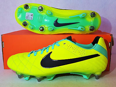 Bnib Nike Tiempo Legend Iv Sg Pro Football Boots Soccer Cleats Acc