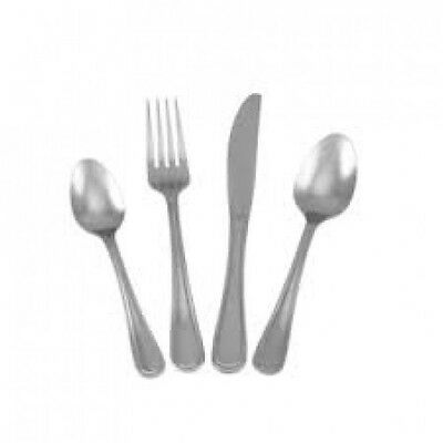 Stylish Kitchen Stainless Steel Cutlery Sets Choice Of 16,32,48,64 Piece Sets