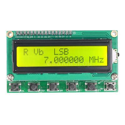 55MHz LCD DDS Signal Generator Module Based On AD9850 Chip Digital Dispaly W5P9