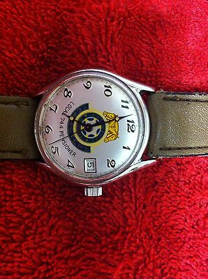 1 Men's Watch Croton Automatic, F 1394, Time Corp 17 Jewel Swiss, Ss, Works