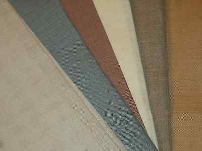 WICHELT Fabric for Cross Stitch LINEN, Tula, JAZLYN, Cashel, LUGANA, You Choose!