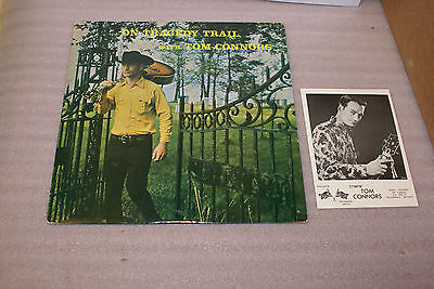 1969 On Tragedy Trail w Tom Connors LP Rebel CLPs 1070 Pre Stompin RARE 2nd Rec