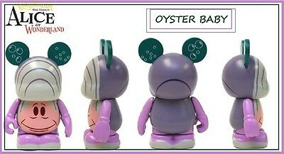 "Disney Vinylmation 3"" - Alice In Wonderland - Oyster Baby - Sold Out"
