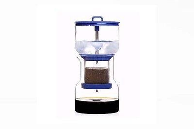 BLUE BRUER Cold Brew Slow Drip Coffee Maker System BRAND NEW