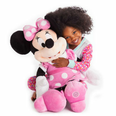 Disney Minnie Mouse Large 72cm Plush Soft Toy