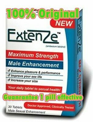 Extenze Male Enhancement Website
