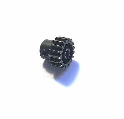 Redcat Racing BS214-007G Steel 19T Pinion Gear Blackout XTE XBE SC Part