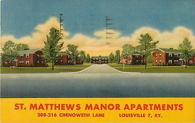 Kentucky, US States, Cities & Towns, Postcards, Collectibles