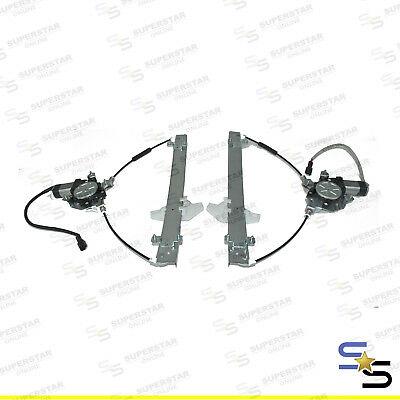 Hyundai Lantra J2 J3 Front Left & Right Electric Window Regulator 95-00