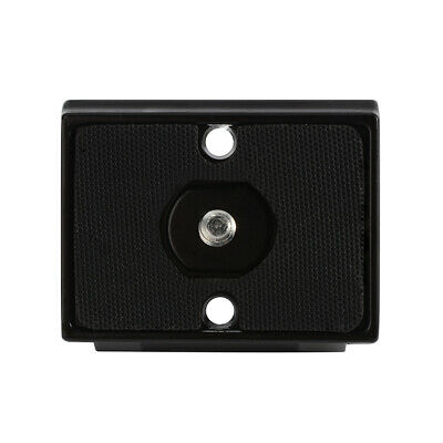 Quick Release QR Plate For Manfrotto 200PL-14 496RC2 498RC2 486RC 804RC2 DC106
