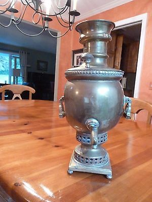Large Brass Samovar Parts or Repair