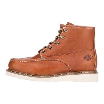 Chaussures Boots Dickies Illinois Chestnut Brown