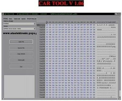 Car Tool v 1 06 immo off tool disable immobilizer system ecu decoding