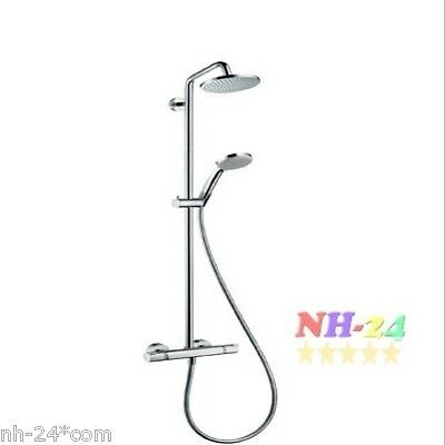HANSGROHE Showerpipe Croma 160 Hans Grohe Thermostat Dusche 27135 / 27135000