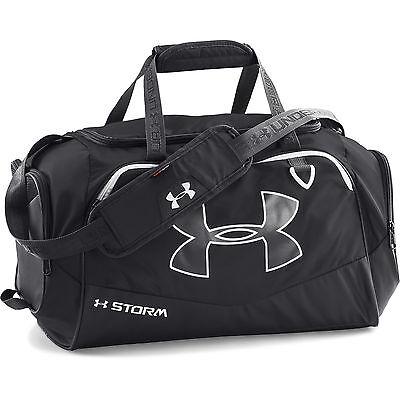 Under Armour Storm Undeniable II Duffel Sports Bag Small Black