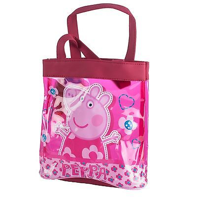 Peppa Pig | Tote Bag / Wheelie Trolley | Holiday Luggage Travel Shop | Children