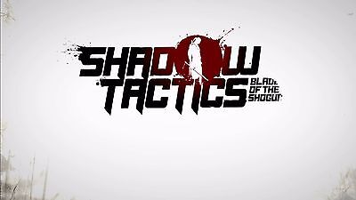 SHADOW TACTICS BLADES OF THE SHOGUN [PC/Mac/Linux] Steam key