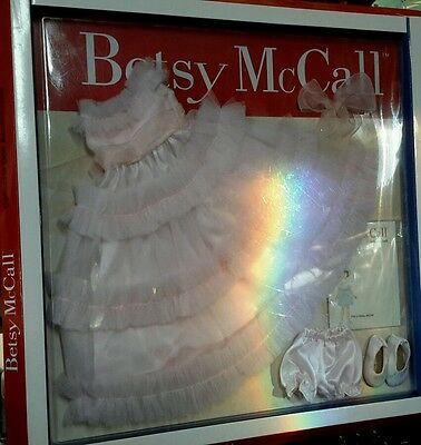 "BETSY MCCALL DOLL ACCESSORIES COLL. DRESS ROBERT TONNER DOLL COMP.14"" doll"