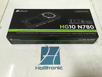 Corsair CB-9060002-WW Hydro Series HG10 N780 GPU Cooling Bracket and Fan - NIB