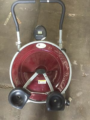 AB CIRCLE PROS BRAND NEW IN BOX with bonus fitness computer