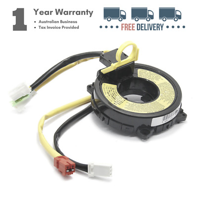 MB953169 Airbag Clock Spring Spiral Cable Switch to fit Mitsubishi Pajero