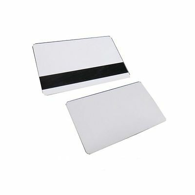 10 Pcs Mag Strip Inkjet PVC Blank ID Cards HiCo Matte Epson Canon Magnetic