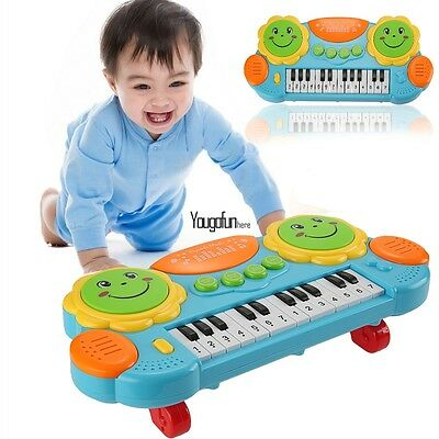 Colorful Baby Infant Developmental Toy Musical Piano Educational Game Girls/Boy