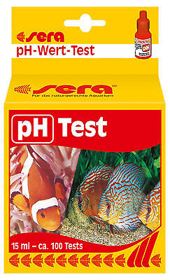Test Analyse Ph Sera. .pour Aquarium Y Bassin