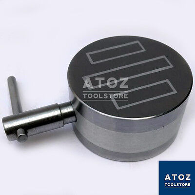 "4"" Magnetic Chuck Fine Pole Permanent Round Heavy Duty OEM ATOZ"