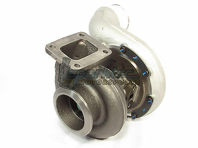 Borg Warner S300SX3 Turbocharger 320-800HP 63mm Inducer 0.88 A/R Open-Scroll T4