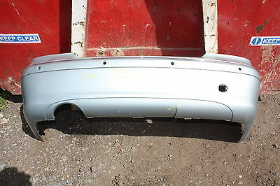 Mercedes CLK A209 Rear Bumper 2005-2009 Genuine