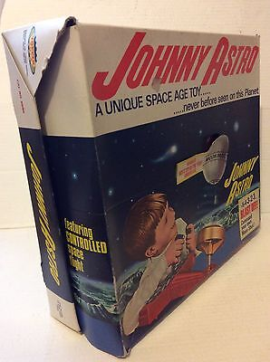 Triang Johnny Astro moon landing toy 1960's