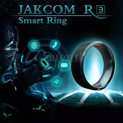 JAKCOM R3 NFC Magia Smart Anillo Inteligente Para Android IOS Windows System