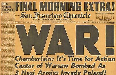 Stalingrad Midway Leyte Gulf Barbarossa Original Newspapers from World War 2