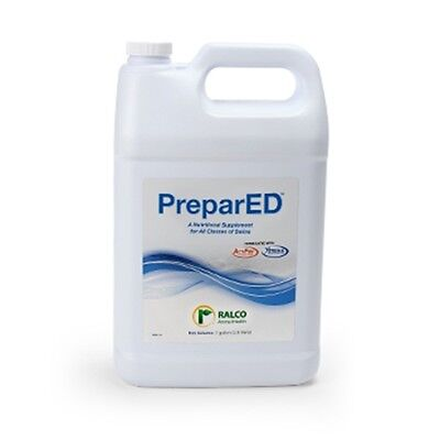 PREPARED Restore Vitamin E Levels to Promote Vigor in Weaned Pigs Gallon