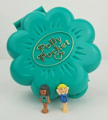 Vintage Polly  Pocket Water Fun Park  1990  *Complete*  excellent condition