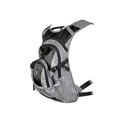 Outeredge 10Ltr Back Pack With 2Ltr Hydration Bladder. Cycling Walking Rucksack